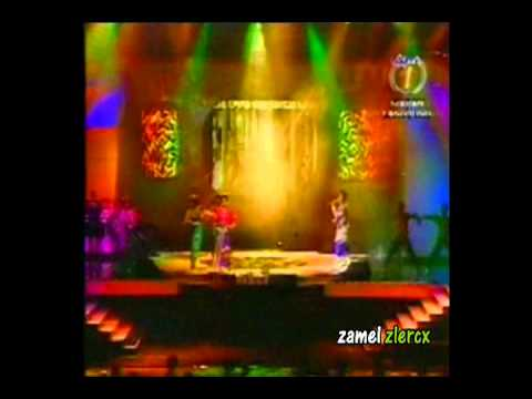 Benang Emas (Live) - Achik Spin & Siti Nordiana
