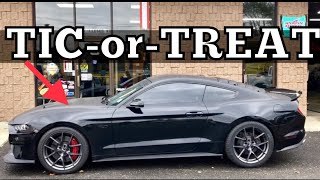 Here's Why my 2018 Mustang Ticks...