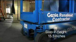 Video still for Genie Runabout Contractor GRC-12