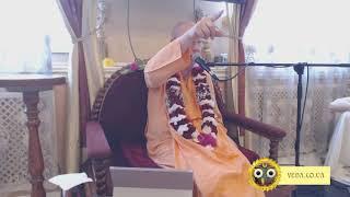 Шримад Бхагаватам 4.9.45 - Бхакти Чайтанья Свами