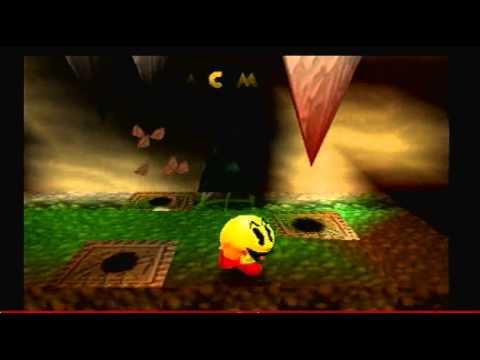 Pac-Man World 100% Walkthrough Part 6 - Quest - Crisis Cavern