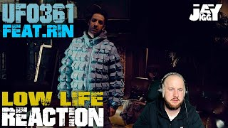 """Ufo361 - """"LOW LIFE"""" feat. RIN I REACTION"""