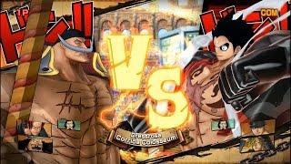One Piece Song Đấu: Bộ Ba Tứ Hoàng Đối Đầu Với Bộ Ba Quái Vật