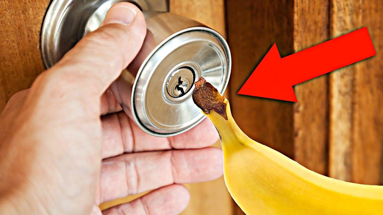 Как открыть межкомнатную дверь без ключа: способы и средства