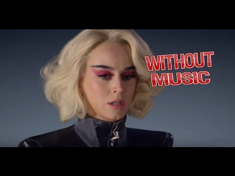 Katy Perry - Without Music - Chained To The Rhythm - SHREDS