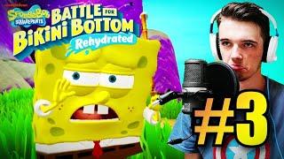 Zeit für einen Wechsel!!! Let's Play SpongeBob Schwammkopf Battle for Bikini Bottom Rehydrated #03