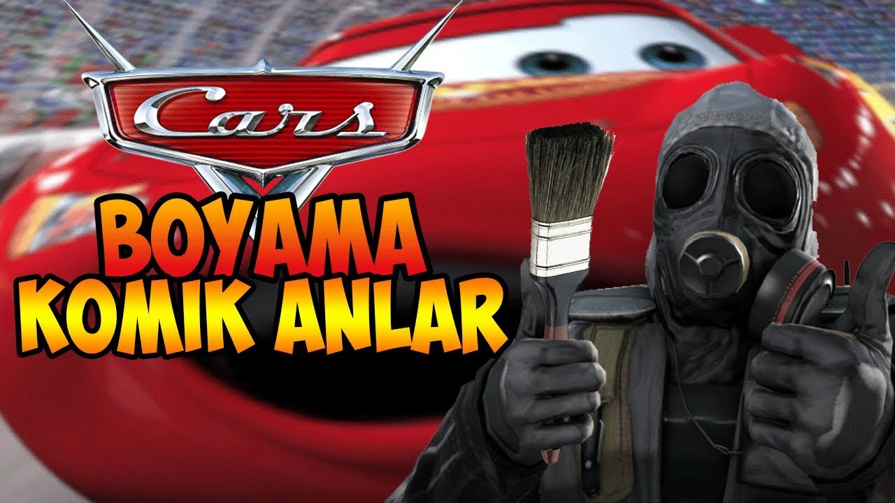 Simsek Mekkuin Boyama Oyunu Komik Anlar Montaj Youtube