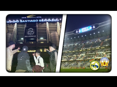 CHAMPIONS LEAGUE VLOG! 😱⚽️ REAL MADRID VS NAPOLI | BOSS VIENNA