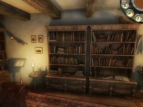 Agon The Lost Sword of Toledo Part 23 Diez Palencia Salvador room  