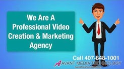 Video Marketing Agency Orlando 407-848-1001