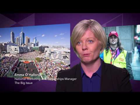 2016 Melbourne Awards – Contribution to Community   City of Melbourne