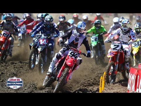 Download 2021 Fox Raceway II National - Pro Motocross Highlights