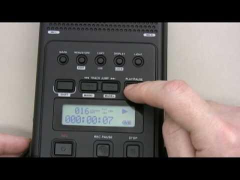 Digital wave Pro Marantz PMD660