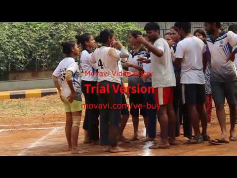 IIPS sports meet 2017 (kabaddi women final)