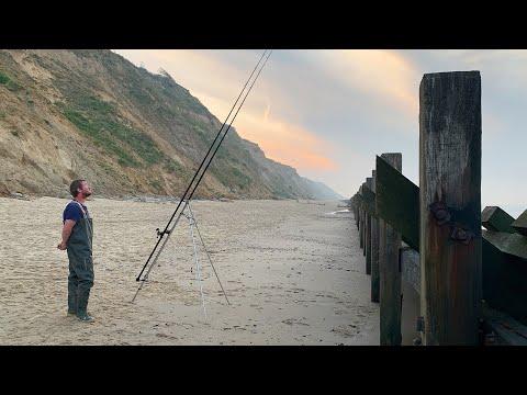 Fishing My FAVOURITE BEACH!