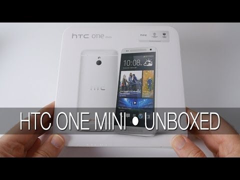 HTC One Mini Unboxing & First Look