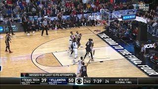 Texas Tech vs. Villanova: Game Highlights