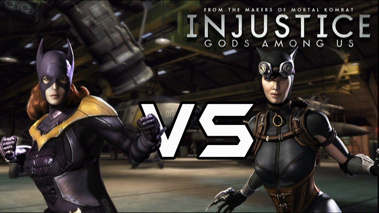Injustice gods among us bad girls vs good girls youtube voltagebd Gallery
