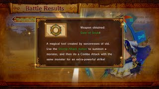 Hyrule Warriors - Adventure Mode 114 - H16 (Lana