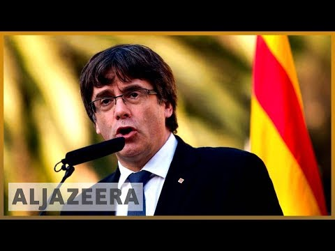 🇪🇸 Catalan ex-leader Puigdemont arrested in Germany | Al Jazeera English