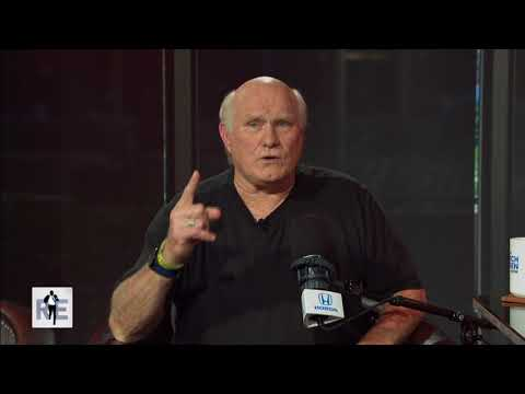 Terry Bradshaw On Playing with Modern Family's Ed O'Neill in Steelers Camp  Rich Eisen