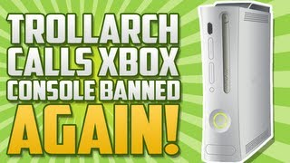 XBox Support Call: CONSOLE BANNED AGAIN! LOL