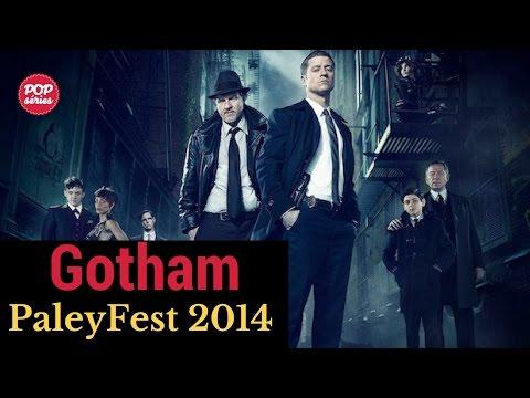 Gotham na PaleyFest 2014: Zabryna Guevara e Donal Logue