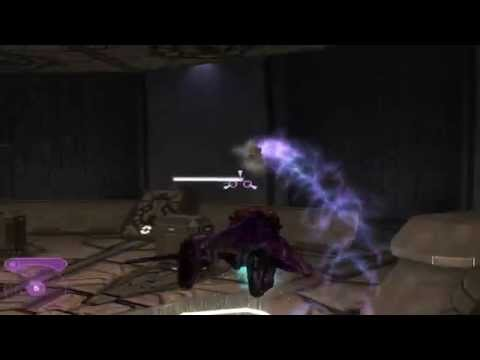 Halo 2 - How to bring a banshee into Tartarus Fight