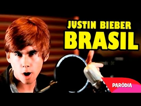 VEM QUE EU LIBERO  - Justin Bieber - Never Say Never ft. Jaden Smith (Parody)