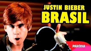 VEM QUE EU LIBERO  - Justin Bieber - Never Say Never ft. Jaden Smith (Parody)