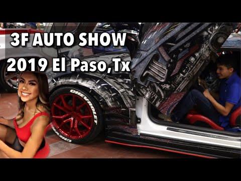 3F AUTO SHOW 2019 El Paso, TX | Took 1st Place & Best Of Show