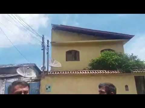 """Folha de São Paulo visita """"mansão"""" de Jair Bolsonaro em Angra dos Reis."""