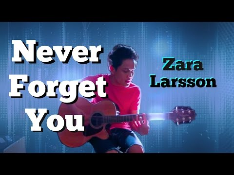 Never Forget You - Zara Larsson | MNEK (Acoustic Cover by The Ultimate Heroes)