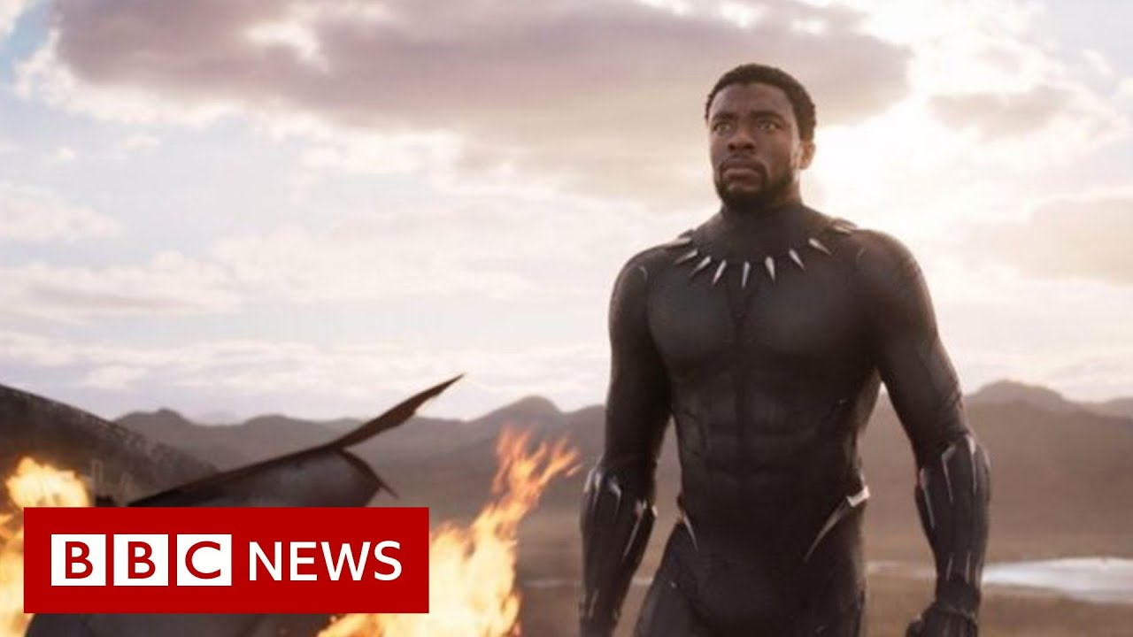 Chadwick Boseman: Five things to know about the Black Panther star - BBC News
