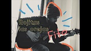 ROJITAS LAS OREJAS - FITO Y LOS FITIPALDIS |COVER JORGE PERI|