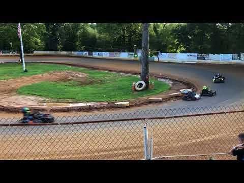 Shellhammers Speedway Flathead 375. 7/28/18