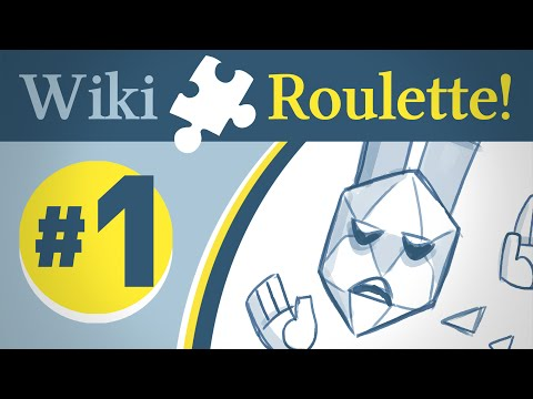 Spooky Space Pope - WIKI ROULETTE
