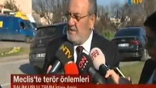 SALİM USLU NTV Ana Haber Bülteni