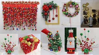 10 Diy christmas decorations 2021🎄 New Christmas decoration ideas 🎄 3