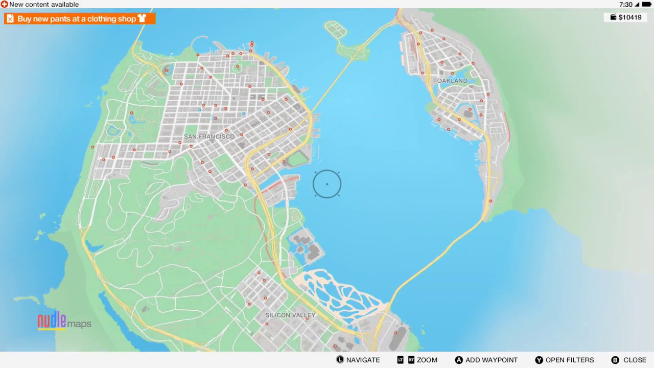 Watch dogs 2 how to use google maps and fast travel everywhere for watch dogs 2 how to use google maps and fast travel everywhere for free gumiabroncs Images