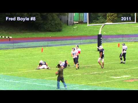Fred Boyle - London Blitz 2009 - 2013