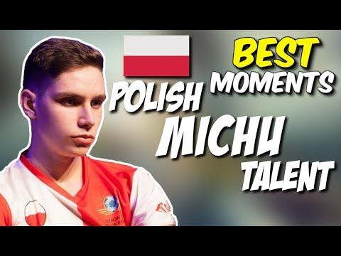"""POLISH TALENT"" MICHU - CS:GO BEST MOMENTS (SICK PLAYS, CLUTCHES AND MORE)"
