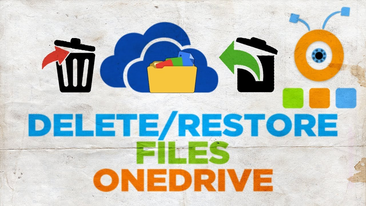 How to Delete or Restore Files in OneDrive