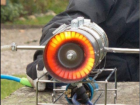 Homemade Jet Engine Plans