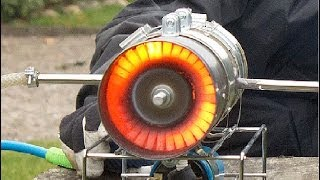 Homemade Jet Engine Plans