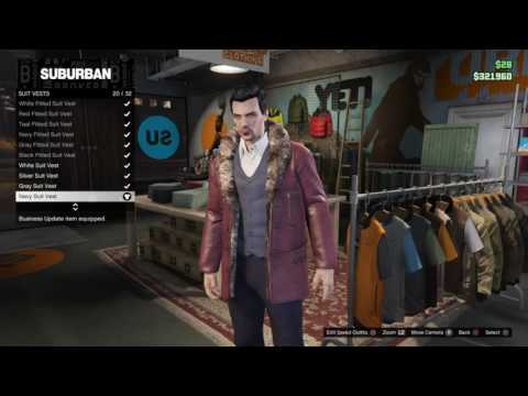 Grand Theft Auto 5 Online Doctor Strange Fan Redesign Outfit tutorial