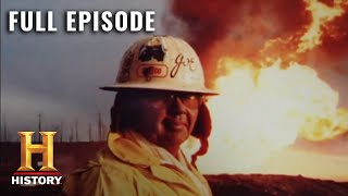Modern Marvels: Oil Fire Fighters Risk it All - Full Episode (S11, E8) | History
