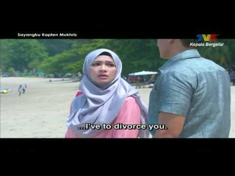 Scene menarik Ep26 & teaser Ep27 Sayangku Kapten Mukhriz