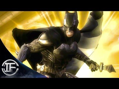 SUPERMAN Y LA BAT-PALIZA!! XD - Doble Combate - Injustice PS4
