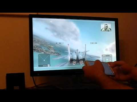 Usa tu smartphone como mando bluetooth para jugar en ordenadores Windows